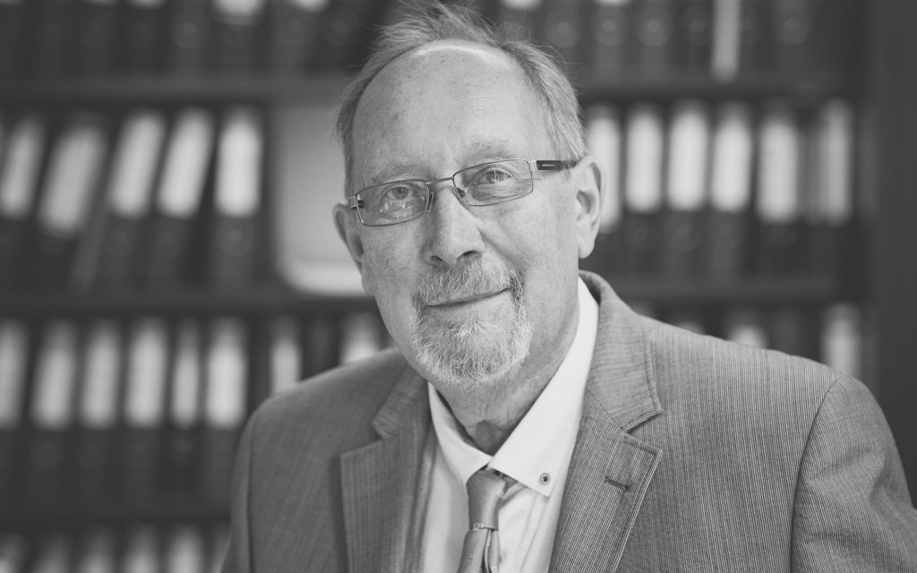 Gerd Baumeister, Finanzwirt
